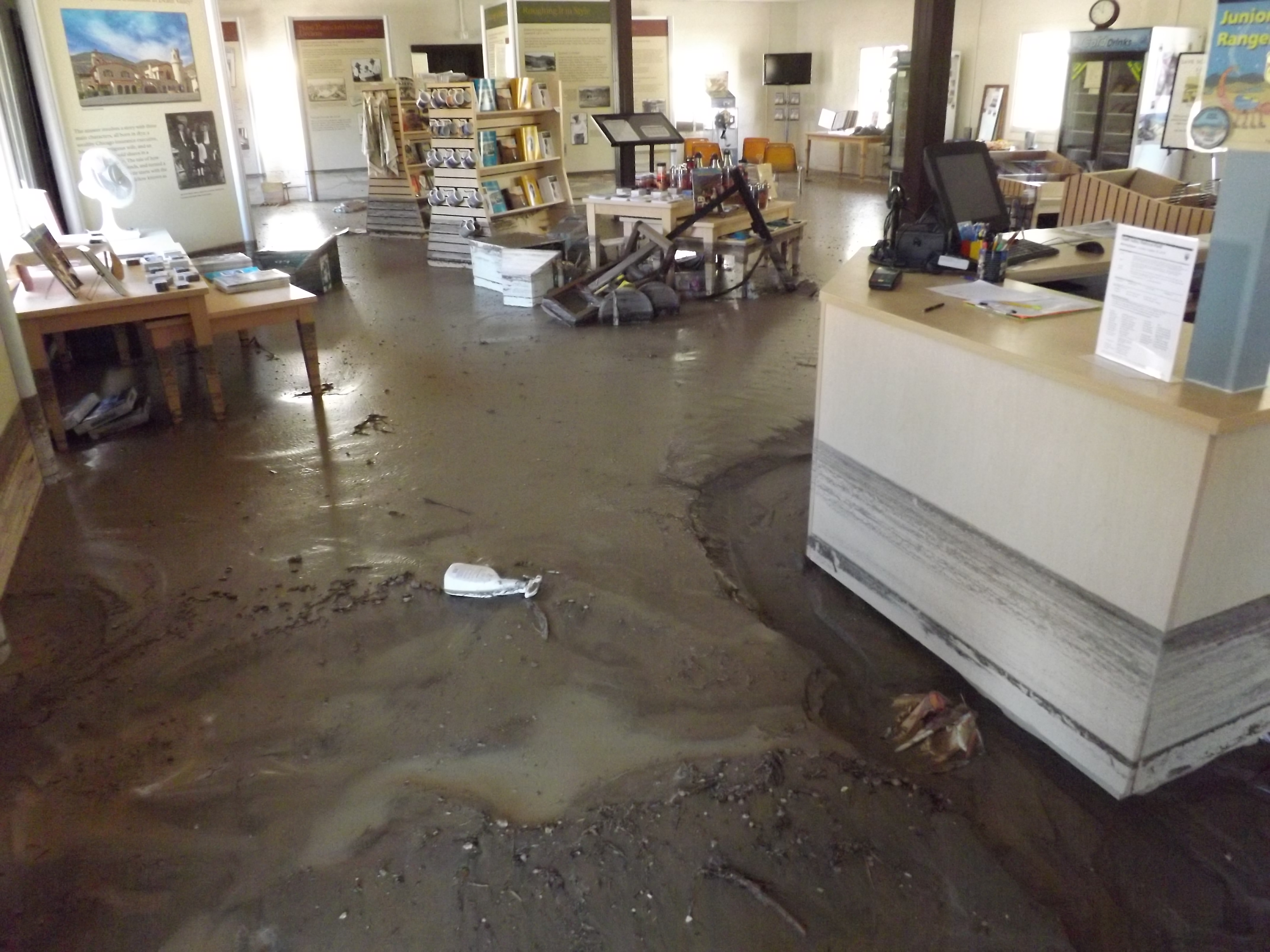 The Process of Flood Restoration
