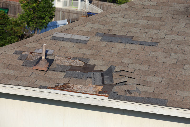 Roof Repair Following Storm Damage
